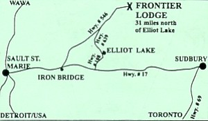 Frontier Lodge in Elliot Lake, Ontario
